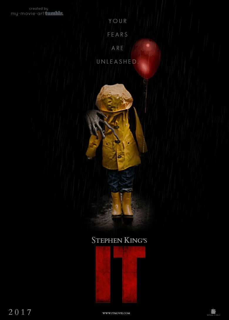 """TRAILER FOR THE NEW """"STEPHEN KING'S IT"""" MOVIE ..."""