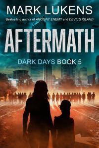 Dark Days 5 cover (a) big