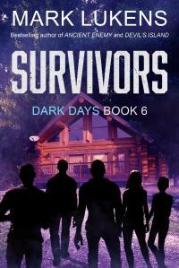 Dark Days 6 cover (a) big